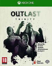 Xbox One Outlast Trinity Nuevo Precintado Pal España