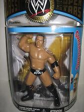 WWE The Rock wrestling figure Classic Superstars aaa wcw toy chase ljn nwo nxt