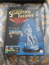 New Other Vintage Sculpture The Angler 3D Vertical Jigsaw Puzzle new