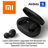 Xiaomi Mi Airdots S Basic True Wireless Earbuds Latest 2020 Edition TWSEJ05LS