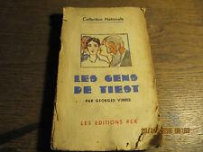 Les gens de Tiest VIRRES 1935