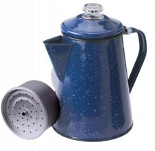 GSI Outdoors Kaffeezubereiter für 8 Tassen, blau (34,60€/1Stk)