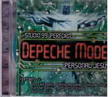 Depeche  Mode Studio 99 Perform Personal Jesus Cd