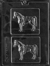 HORSE BARS mold Chocolate Candy soap favors horses pony farm animals