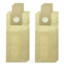 10 x U-2E U20E Type Paper Dust Bags for PANASONIC Vacuum Cleaner Hoover