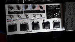 Korg ToneWorks AX 15000 G Multieffekt-Gerät für Gitarre. Voll fun