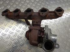 Mini Cooper D Clubman R55 Turbolader Abgaskrümmer Diesel GT1544V 966319280