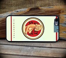 Vintage Lucky Strike PinUp  Art Ad - iPhone 6 or 6S+ custom case