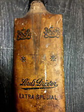 Antique Lord's Driver Extra Special  Cricket bat London  Rare
