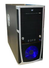 Office PC X79 M-ATX Intel Xeon E5-1620v2 64GB RAM 256GB NVMe SSD Quadro 600 W10