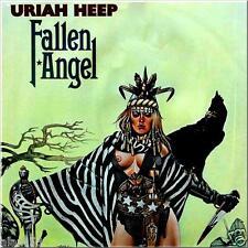 """URIAH HEEP ~ FALLEN ANGEL ~ 12"""" VINYL LP ~ VINTAGE 1978 ALBUM ~ HARD ROCK"""