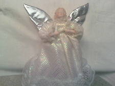 "Angel Christmas 11 1/2"" Lighted"