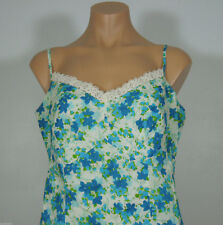 ANN TAYLOR Women's Empire Floral Cami Top size 10