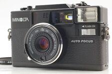 [Near Mint] Minolta Hi-Matic AF-D Point & Shoot Camera 38mm f/2.8From Japan #027