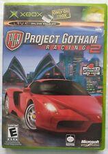 Project Gotham Racing 2 (Microsoft Xbox, 2003)