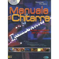 Massimo Varini Manuale di chitarra Corso completo per principiantiCon DVD