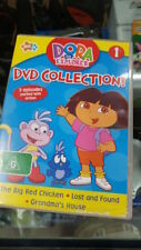 dora dvd collection