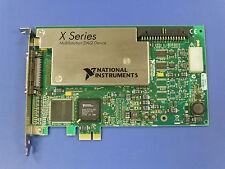 National Instruments PCIe-6351 NI DAQ Card, X-Series, Multifunction