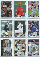2014 Topps Update Series Base Cards You Pick the Player, Finish Your Set 1-110