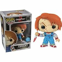Chucky Bloody Puppe Childs Play 2 Exclusive POP! Movies #56 Vinyl Figur Funko