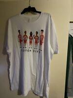 Houston Rockets Clutch City T Shirt Men 2XL