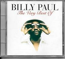 CD COMPIL 15 TITRES--BILLY PAUL--THE VERY BEST OF