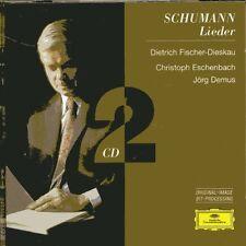 Dietrich Fischer-Dieskau - Schumann: Lieder [CD]