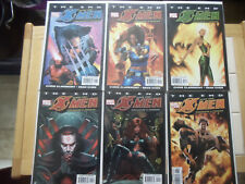 Lot of 6 comics X-Men The End 1-4 Marvel Wolverine Mr Sinister Cyclops Claremont