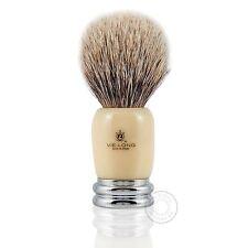 Vie-long 16601 Blanco tejón brocha de afeitar