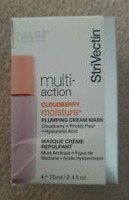 NEW!! StriVectin Multi-Action Cloudberry Moisture Plumping Cream Mask 2.4 Oz.