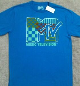 MTV T Shirt _ Size XL _ New with tags _ Licensed Product