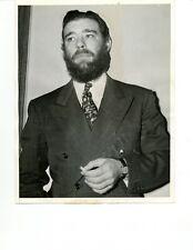 """Lon Chaney in court"" Dec 21 1938 ACME NEWS PICTURES ORIGINAL"