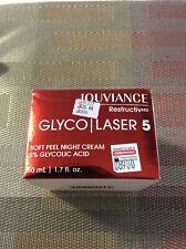 New! Jouviance RestructivSrd Glyco Laser 5 Soft Peel Night Cream 1.7oz