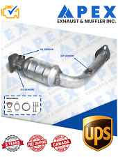 Exhaust & Emissions Direct-Fit Catalytic Converter AB Catalytic ...