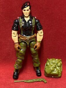 1985 Vintage Gi Joe.................FLINT 100% Complete