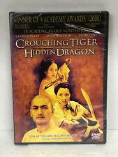 Crouching Tiger, Hidden Dragon (Dvd, 2001, New)