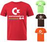 100 % Cotton Summer Clothing Vintage Computer COMMODORE 64 Fashion Men's T Shirt