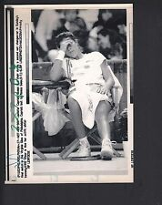 Jennifer Capriati 1991 Virginia Slims Finals Vintage Laser Press Photo
