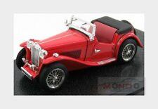 Mg Tc Midget Spider Open 1947 Red VITESSE 1:43 VE29115