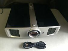 JVC DLA-HD1-BU PROJECTOR, WORKS GREAT!! CLEAR & BRIGHT IMAGE!! 896 ORIGINAL HRS!