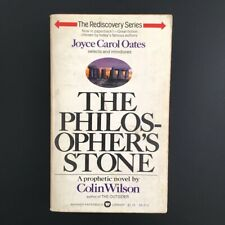 Colin Wilson - The Philosophers Stone - Warner Books - 1974 Occult Paperback
