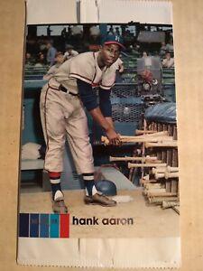 2020 Stadium Club Hank Aaron Oversized Box Topper!!!