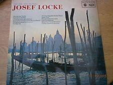 hear my song Josef Locke MFP EMI LP
