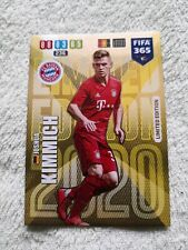 FIFA 365 Adrenalyn Xl 2020 Trading Cards Joshua Kimmich Limited Edition