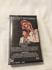 Kenny Rogers Greatest Hits Cassette