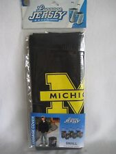 Luggage Jersey by Denco, Michigan Wolverines - Black Small Suitcase Cover New