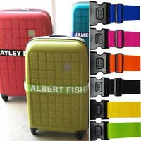 Travel Luggage Strap Suitcase With Lock Safe Luggage Belt