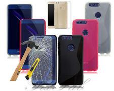 Étuis, housses et coques simples en silicone, caoutchouc, gel pour téléphone mobile et assistant personnel (PDA) Huawei
