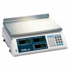 Cas S2000 Price computing Scale, 30 lb x 0.01 lb, Ntep, Legal for Trade