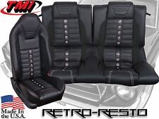 2005-2010 Ford Mustang - Sport XR - Seat Upholstery Kit w/ Foam - (Full-Set F/R)